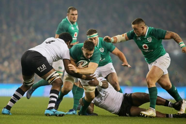 Jack Conan has already scored four tries in five Ireland appearances