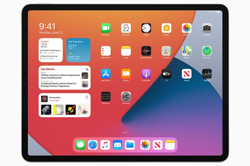 The iPadOS 14 beta is available to try out on iPads now: Apple