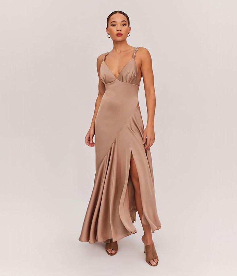 "<p>Zephyra Dress, $279, <a rel=""nofollow"" href=""https://www.fameandpartners.com/dresses/dress-zephyra-dress-1280"">fameandpartners.com</a> </p>"