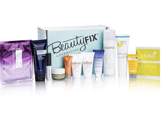 """<h2>13. BeautyFIX</h2> <p><strong>Cost: </strong>$25/month</p> <p><strong>What you get:</strong> Six or more products</p> <p><strong>Why we love it: </strong>This luxe beauty box—brought to you by the trusted clean beauty experts at <a href=""""https://www.dermstore.com/"""" rel=""""nofollow noopener"""" target=""""_blank"""" data-ylk=""""slk:Dermstore"""" class=""""link rapid-noclick-resp"""">Dermstore</a>—has your self-care Sunday routine covered. Focusing mainly on skincare, each one is fully stocked with full-size or deluxe travel-size items from a variety of cult classic and emerging brands valued at over $100. As if we needed more reason to love it, <a href=""""https://www.dermstore.com/beautyfix.php"""" rel=""""nofollow noopener"""" target=""""_blank"""" data-ylk=""""slk:BeautyFix"""" class=""""link rapid-noclick-resp"""">BeautyFix</a> often sends new products before they're available to the public. Cue your beauty-obsessed friends' jealousy.</p> <p><a class=""""link rapid-noclick-resp"""" href=""""https://www.dermstore.com/beautyfix.php"""" rel=""""nofollow noopener"""" target=""""_blank"""" data-ylk=""""slk:Sign Up for BeautyFIX"""">Sign Up for <em>BeautyFIX</em></a></p>"""
