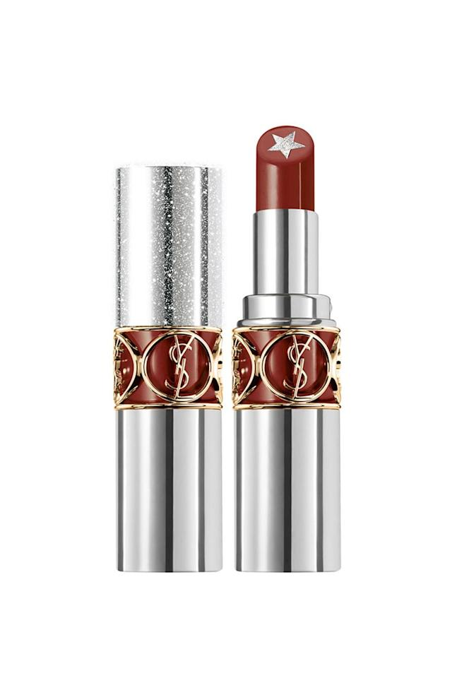 """<p><strong>Yves Saint Laurent</strong></p><p>yslbeautyus.com</p><p><strong>$38.00</strong></p><p><a href=""""https://go.redirectingat.com?id=74968X1596630&url=https%3A%2F%2Fwww.yslbeautyus.com%2Fmakeup%2Flips%2Flipsticks%2Frouge-volupte-rockn-shine-lipstick%2F1066YSL.html&sref=https%3A%2F%2Fwww.marieclaire.com%2Fbeauty%2Fmakeup%2Fg31160197%2Fbest-new-lip-products-march-3-2020%2F"""" target=""""_blank"""">SHOP IT</a></p><p><strong>THE DETAILS:</strong></p><p>According to the brand, this lipstick is meant to bring """"pure rockstar energy to your look."""" What a mood. Considering the stellar packaging, which features a silver emblem in the center of the bullet made of good-for-you plant extracts, this is highly possible. The new shades of this moisturizing, medium-coverage lipstick range from wearable neutrals to vivid primary colors, and offer a whole lot of color coupled with a subtle, pearlescent shine. </p><p><strong>WHY I'M OBSESSED: </strong></p><p>Glitter lips aren't my thing. They remind me of my middle school self and I've evolved way too much since then so that's that. This lipstick, however, doesn't produce a glitter lips effect. Instead, it leaves behind a low-key sparkle with a multidimensional finish that looks très chic.<strong> This shade, specifically is</strong><strong> like if cacao powder and berries were melded together.</strong> It feels like a miracle because I actually don't own a color that's similar to this one. </p>"""