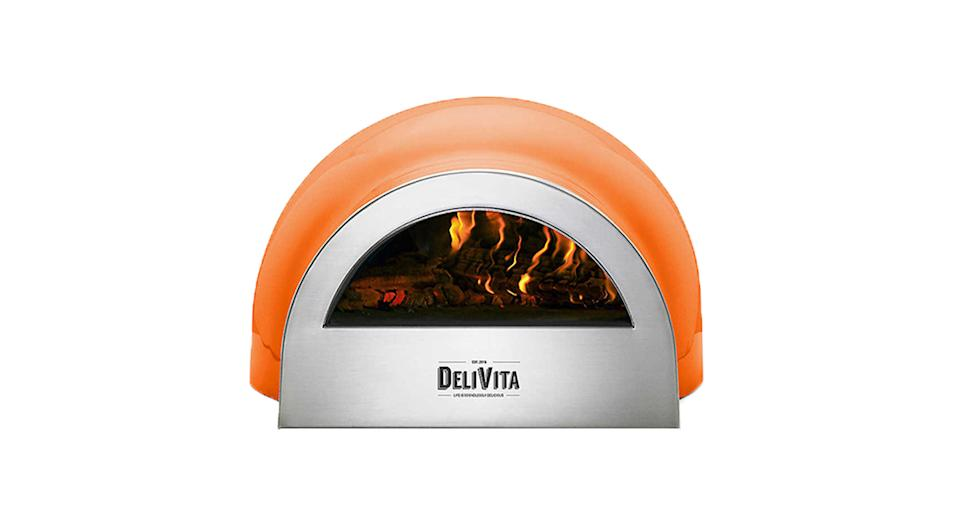 DeliVita Wood-Fired Pizza Oven