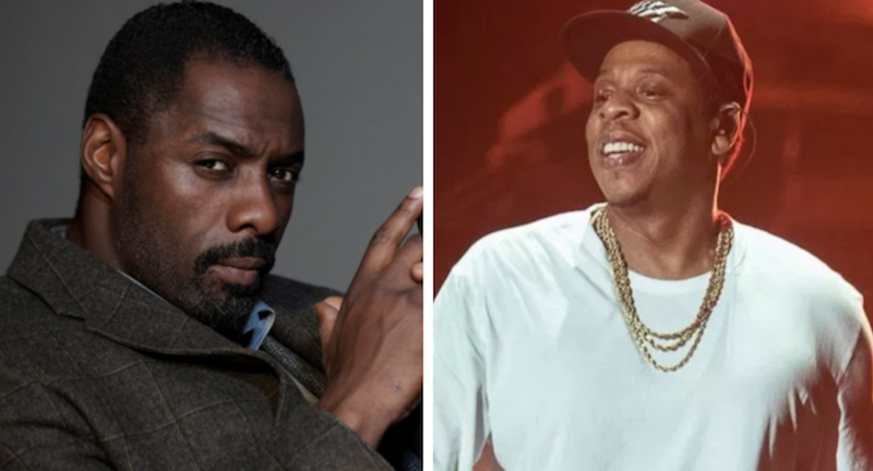 Idris Elba and JAY-Z team up for new Western film The Harder They Fall