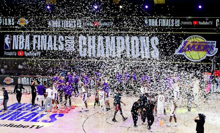 From chumps to champs: Lakers' long road back to the top