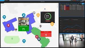 Security Center Synergis access control system