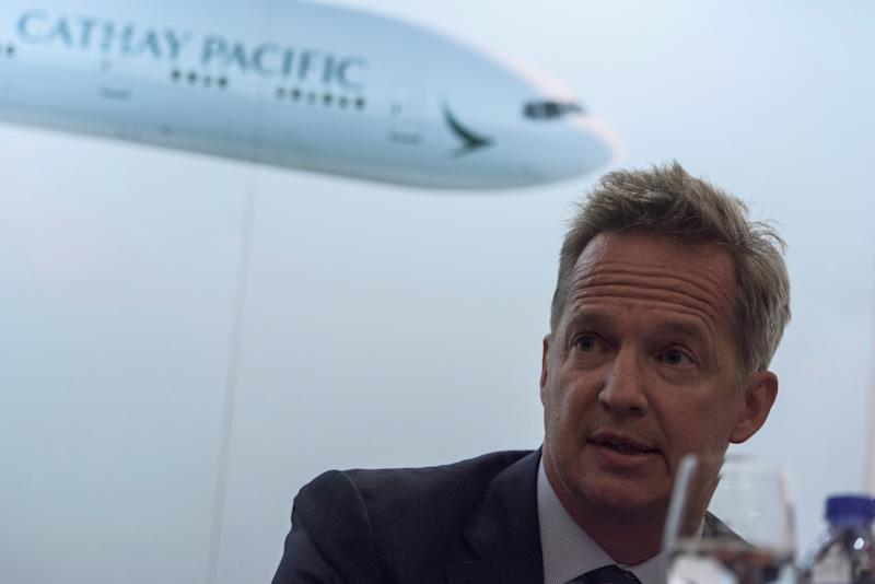 Hong Kong: Cathay Pacific CEO Rupert Hogg resigns over 'recent events'
