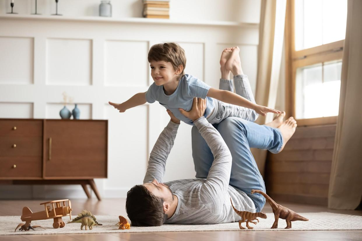 Role play can be great for children's development. (Getty Images)