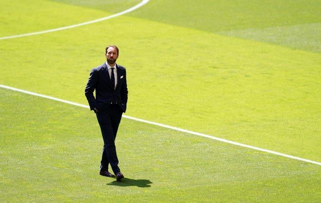 Gareth Southgate asked England's fans not to boo