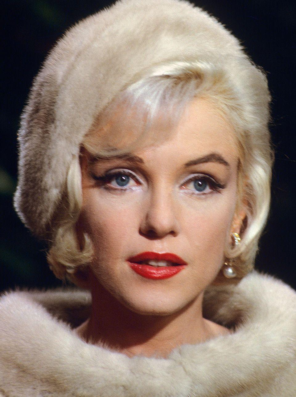 """<p>""""I was stunned to discover that they had used one of my photographs on the cover, the ethereal shot where she looked like an angel. It's the Marilyn I most remember, and it was on the cover of Life magazine."""" </p>"""