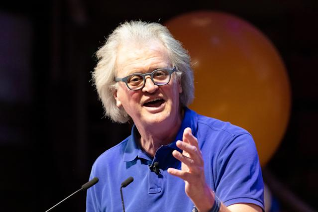 Tim Martin, founder and chairman of JD Wetherspoon. (Vickie Flores/In Pictures via Getty Images Images)
