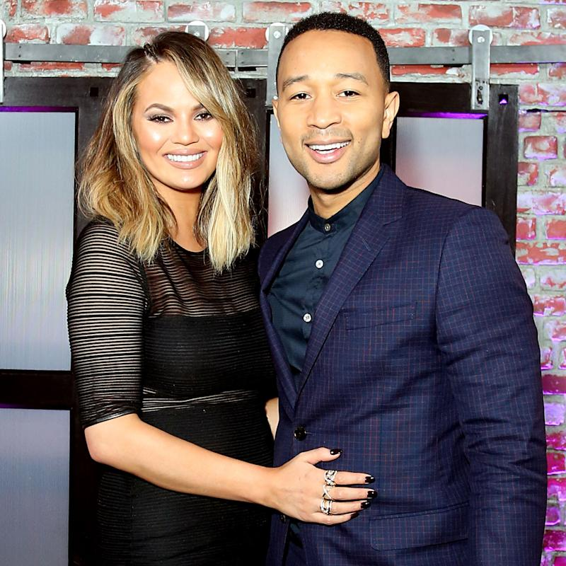 Chrissy Teigen Shares Photo of John Legend Looking More Like Arthur Than Ever