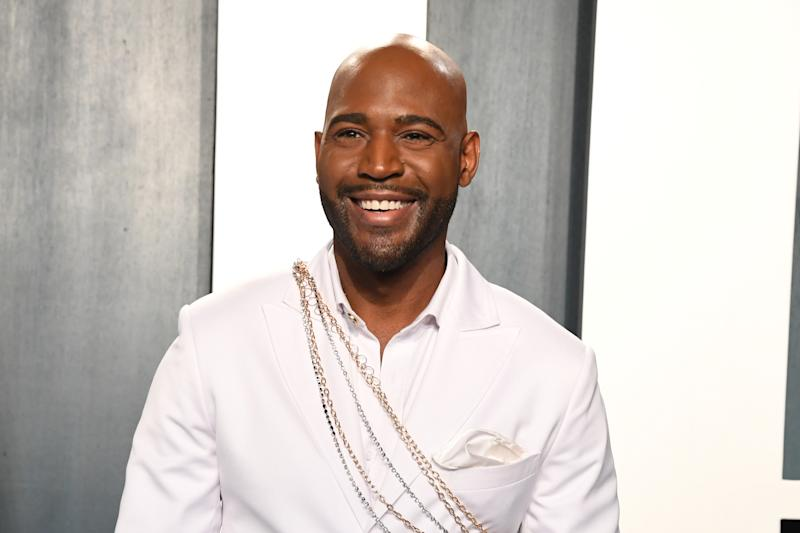 Karamo Brown talks racial injustice and LGBTQ Pride amidst the coronavirus pandemic. (Photo by Jon Kopaloff/WireImage)