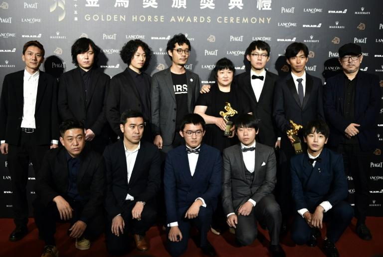 'An Elephant Sitting Still' directed by Hu Bo, who died last year aged 29 in Beijing, won best film
