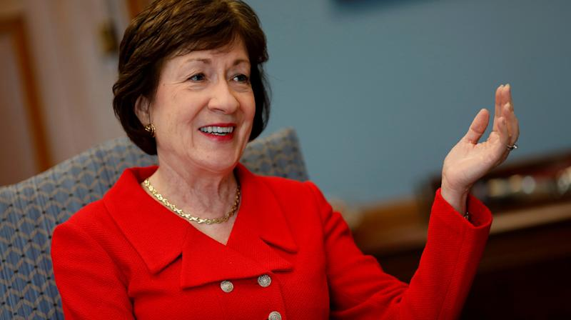 Susan Collins Is Not Running For Governor Of Maine In 2018