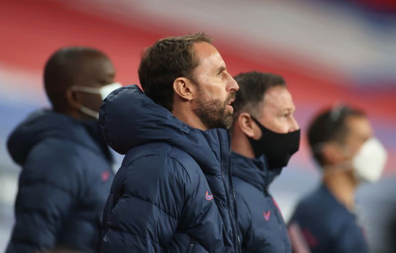 England exiles face battle to win spots back, says Southgate