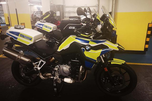 Met purchases new motorbikes to continue to drive down moped crime: Metropolitan Police