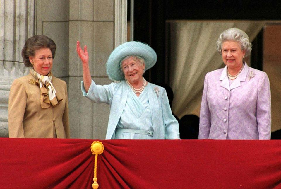 <p>The Queen Mother sadly lived to see the death of her youngest daughter, Princess Margaret, in 2002. She passed a way less than a month later on March 30, 2002. </p>
