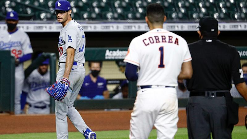 What Joe Kelly said to Carlos Correa that sparked Dodgers-Astros fight