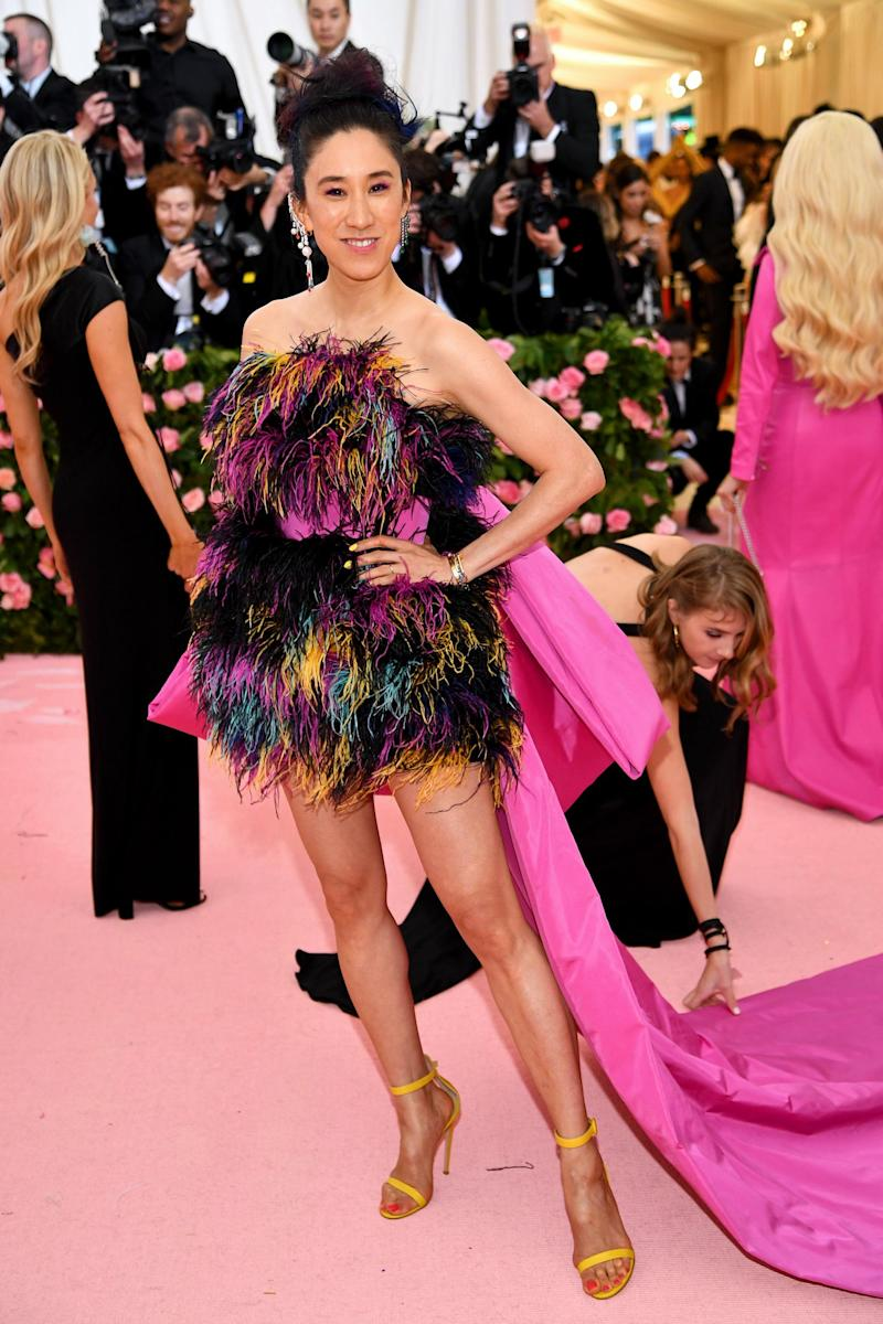 Attending this year's Met Gala Celebrating Camp: Notes on Fashion (Getty Images )