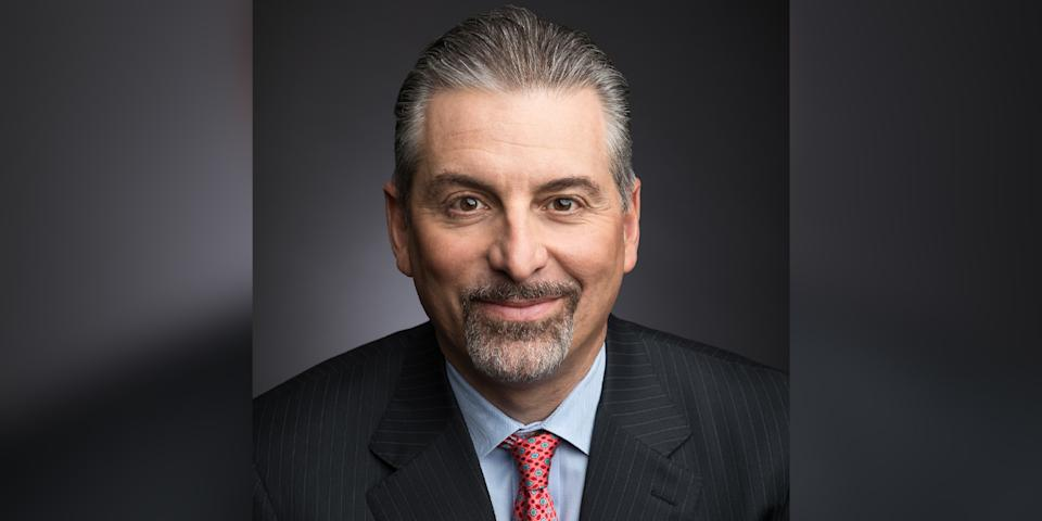 Lou Maiuri, chief operating officer, State Street