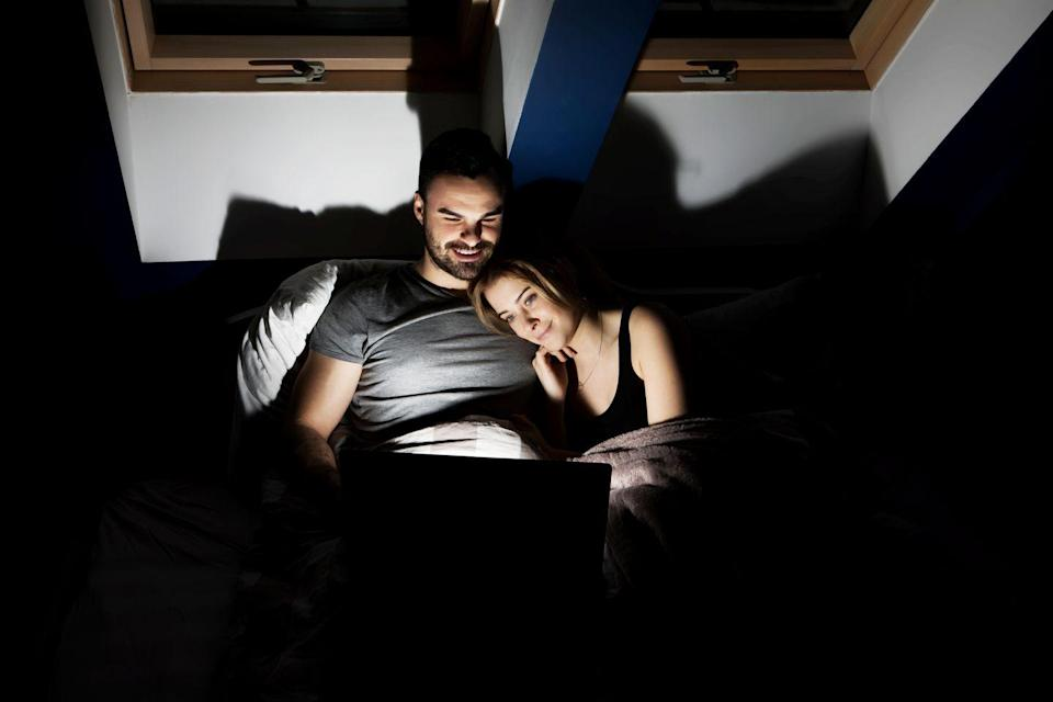 <p>If sex is already part of your relationship, watching a little smut in each other's company can be a great bonding experience. It's a great way to learn what your partner is into—not to mention get you both in the mood.</p>