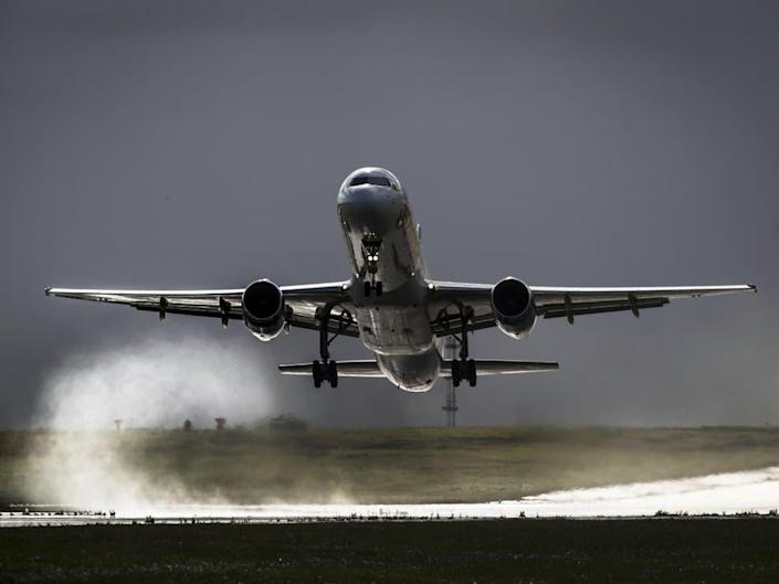 A letter to the home secretary, signed by MPs and peers from all major parties, warns that the charter flight to Harare must be 'urgently halted' (PA)