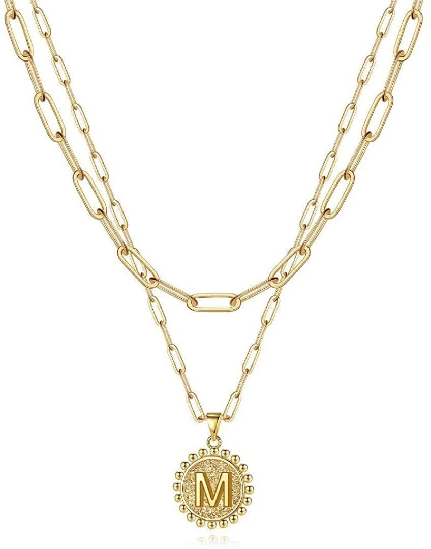 <p>We love stacking necklaces, and this <span>Ursteel Layered Choker Necklace</span> ($11) is so attractive.</p>
