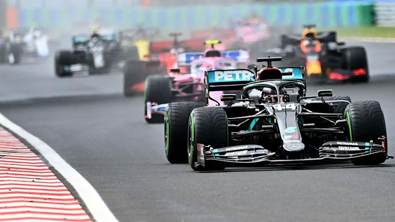 What channel is Formula 1 on today? TV schedule, start time for Italian Grand Prix