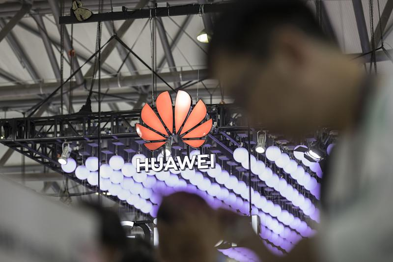 Huawei Tries to Romance a Washington That Spurns Its Overtures