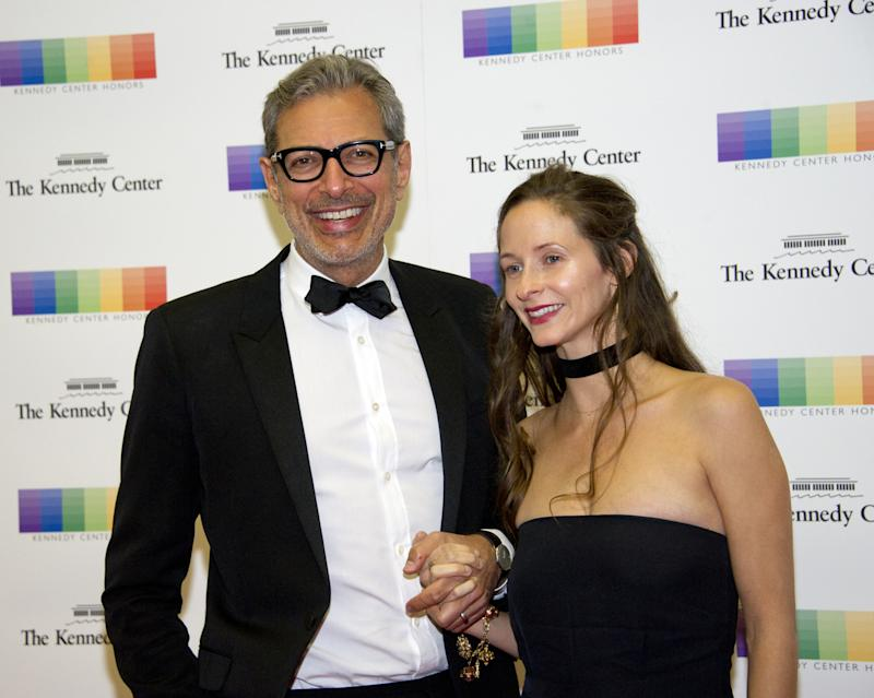 Jeff Goldblum and Emilie Livingston Welcome Their Second Baby