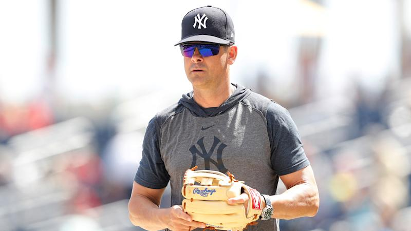 Yankees manager Aaron Boone thinks of family in emotional Black Lives Matter response