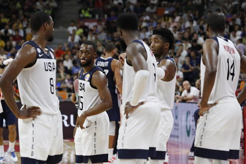 France Eliminate USA from Basketball World Cup in Major Upset