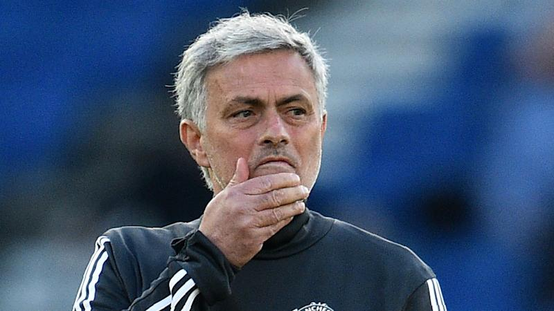 José Mourinho: some of my players too mentally weak for Manchester United