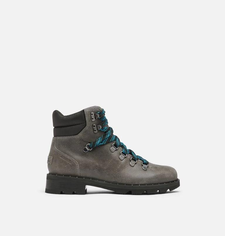 <p>This <span>Sorel Lenox Hiker Bootie</span> ($220) is definitely utilitarian, but it also looks good, which is exactly what we're after.</p>