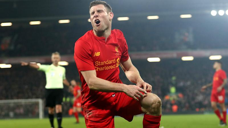 James Milner sets new Premier League record with strike against Man City