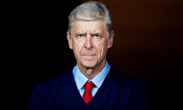 "<span class=""element-image__caption"">Tight-lipped: Arsène Wenger is saying nothing about his future.</span> <span class=""element-image__credit"">Photograph: Danny Lawson/PA</span>"