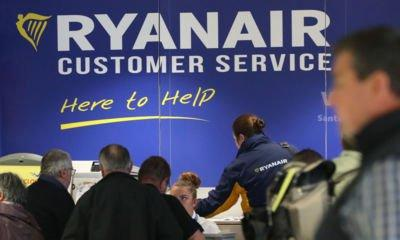 Ryanair's Friday deadline to handle flights compensation looms