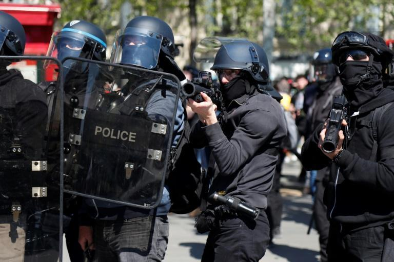 French security forces have long been accused of heavy-handed tactics when dealing with protesters, but also when stopping or arresting individuals, in particular black or Arabic minorities