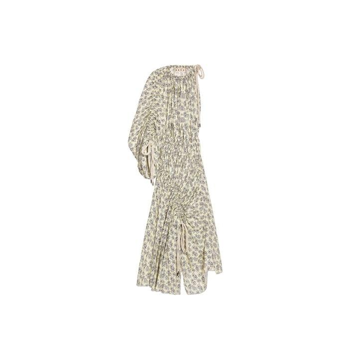 "<p>The modern romantic dress is the perfect statement piece to express your feminine side. Marni Runway Posy Print Dress, $5,520, <a rel=""nofollow"" href=""http://www.marni.com/us/sleeveless-dress_cod49245683iv.html?mbid=synd_yahoolife#dept=drsssdss"">Marni.com</a></p>"