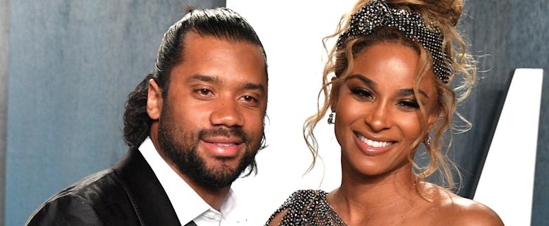 And Baby Makes 5! Ciara and Russell Wilson Welcome a Beautiful Baby Boy