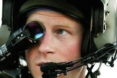 Prince Harry quits job as helicopter pilot
