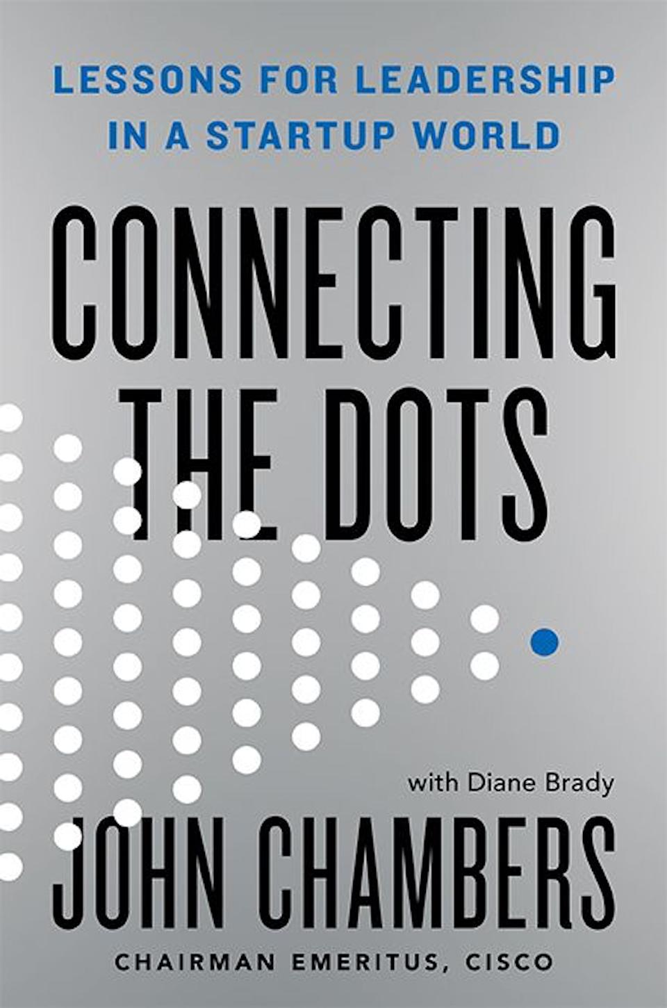 """""""Connecting the Dots"""" (2018) by John Chambers"""