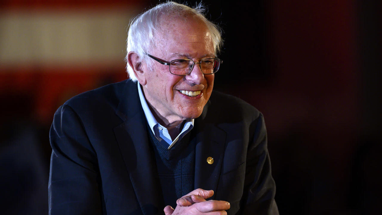 Bernie could win the Democratic nomination. But he has to show he can beat Trump.
