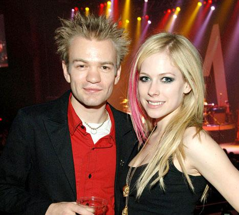 Avril Lavigne's Ex-Husband Deryck Whibley Dropping Her Last Name Three Years After Divorce