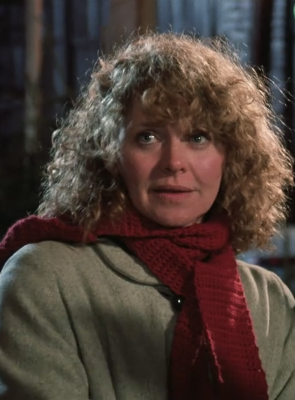 """<p><strong>Melinda Dillon</strong>'s history with acting runs deep. Before playing beloved Mother Parker in <em>A Christmas Story</em>, she earned a <a href=""""https://www.broadwayworld.com/tonyawardspersoninfo.php?nomname=Melinda%20Dillon"""" rel=""""nofollow noopener"""" target=""""_blank"""" data-ylk=""""slk:Tony nomination"""" class=""""link rapid-noclick-resp"""">Tony nomination</a> for her 1963 Broadway debut in <em>Who's Afraid of Virginia Woolf?</em> She was then <a href=""""https://www.goldenglobes.com/person/melinda-dillon"""" rel=""""nofollow noopener"""" target=""""_blank"""" data-ylk=""""slk:nominated for a Golden Globe"""" class=""""link rapid-noclick-resp"""">nominated for a Golden Globe</a> for her role in the biographical film <em><a href=""""https://www.amazon.com/Bound-Glory-David-Carradine/dp/0792843568?tag=syn-yahoo-20&ascsubtag=%5Bartid%7C2164.g.35017104%5Bsrc%7Cyahoo-us"""" rel=""""nofollow noopener"""" target=""""_blank"""" data-ylk=""""slk:Bound for Glory"""" class=""""link rapid-noclick-resp"""">Bound for Glory</a></em>. Over the next five years, she'd go on to become a <a href=""""https://www.imdb.com/name/nm0227039/awards"""" rel=""""nofollow noopener"""" target=""""_blank"""" data-ylk=""""slk:two-time Oscars nominee"""" class=""""link rapid-noclick-resp"""">two-time Oscars nominee</a> for her performances in the sci-fi film <em><a href=""""https://www.amazon.com/Close-Encounters-Third-Kind-Directors/dp/B000PNCETC?tag=syn-yahoo-20&ascsubtag=%5Bartid%7C2164.g.35017104%5Bsrc%7Cyahoo-us"""" rel=""""nofollow noopener"""" target=""""_blank"""" data-ylk=""""slk:Close Encounters of the Third Kind"""" class=""""link rapid-noclick-resp"""">Close Encounters of the Third Kind</a></em> and the thriller <em><a href=""""https://www.amazon.com/Absence-Malice-Paul-Newman/dp/B00190RLWA?tag=syn-yahoo-20&ascsubtag=%5Bartid%7C2164.g.35017104%5Bsrc%7Cyahoo-us"""" rel=""""nofollow noopener"""" target=""""_blank"""" data-ylk=""""slk:Absence of Malice"""" class=""""link rapid-noclick-resp"""">Absence of Malice</a></em>.</p>"""