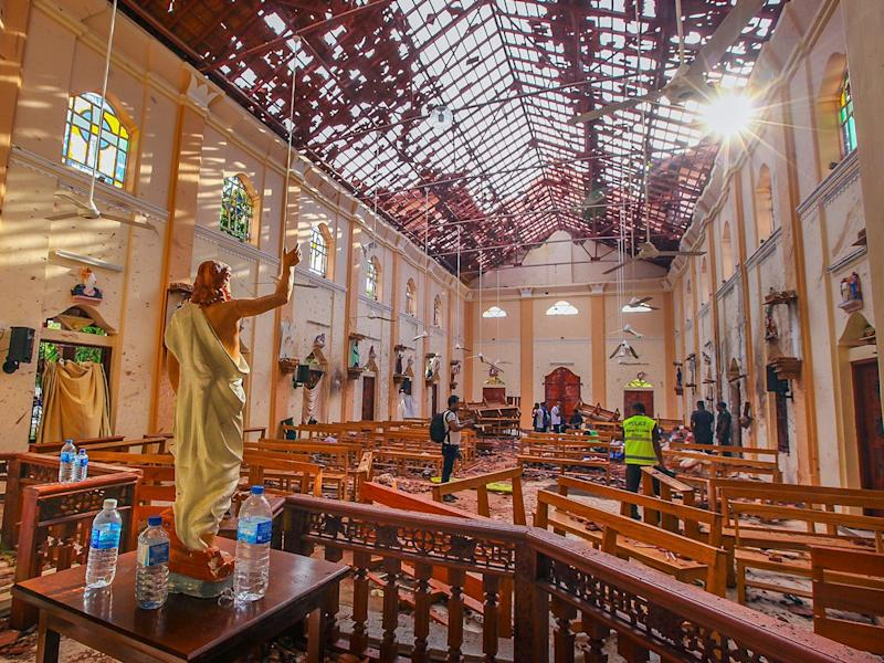 Who is behind the Sri Lanka terror attacks at churches and hotels?