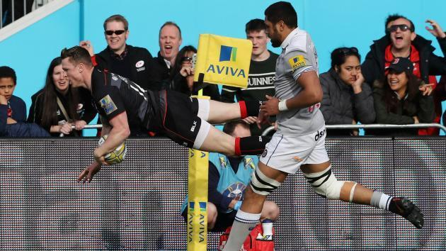 Rugby Union: Ashton says Toulon move dampens 'burning desire' to play for England