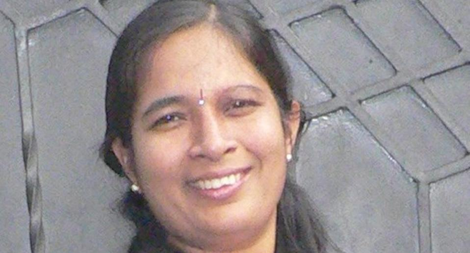 Radha Vembu of Zoho Corp ranked fifth in the list, with an estimated wealth of Rs 11,590 crore. Photo, courtesy: Facebook