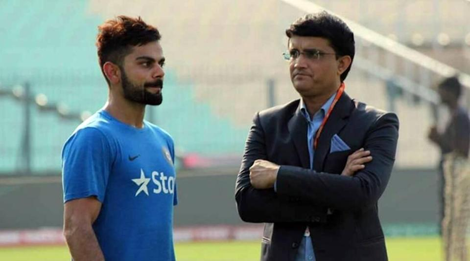 Sourav Ganguly to Virat Kohli: 'I expect you to win in Australia' | Sports News,The Indian Express