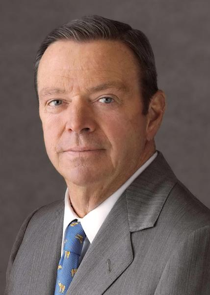 In this photo provided by Anheuser-Busch is former A-B CEO August A. Busch III. Busch III, was CEO of Anheuser-Busch Companies for nearly three decades before his 2002 retirement, remaining as board chairman until 2006. The St. Louis brewer is being sued for gender discrimination by Francine Katz, who was the company's highest ranking female executive before her 2008 resignation. Katz says she was grossly underpaid compared to her male predecessor and other top male executives at the company. (AP Photo/Anheuser-Busch Inc.)